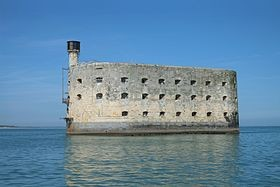 Avec le printemps, le Fort Boyard revit !