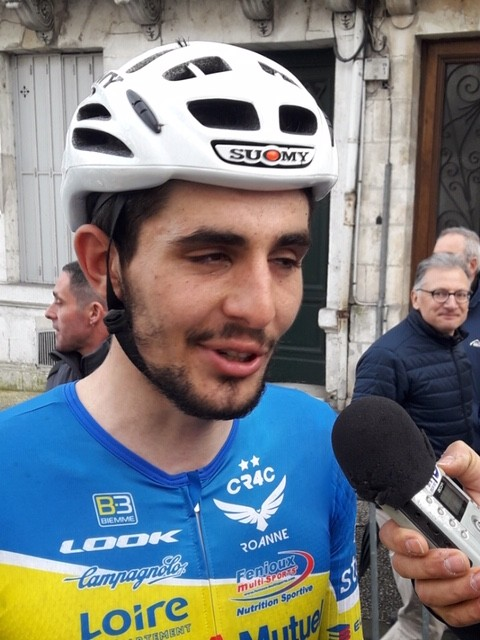 Thomas Acosta remporte Bordeaux Saintes