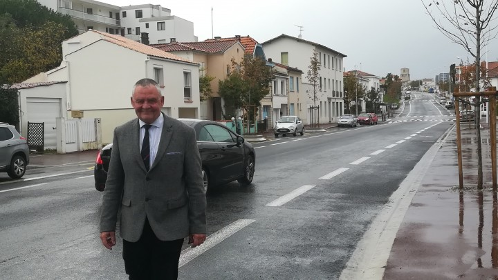 Patrick Marengo officiellement candidat aux municipales de Royan