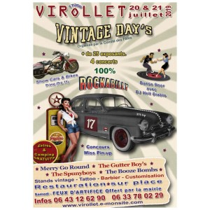 VINTAGE DAY'S