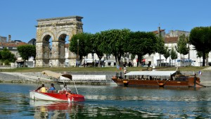 SAINTES ET LA SAINTONGE CE WEEK-END
