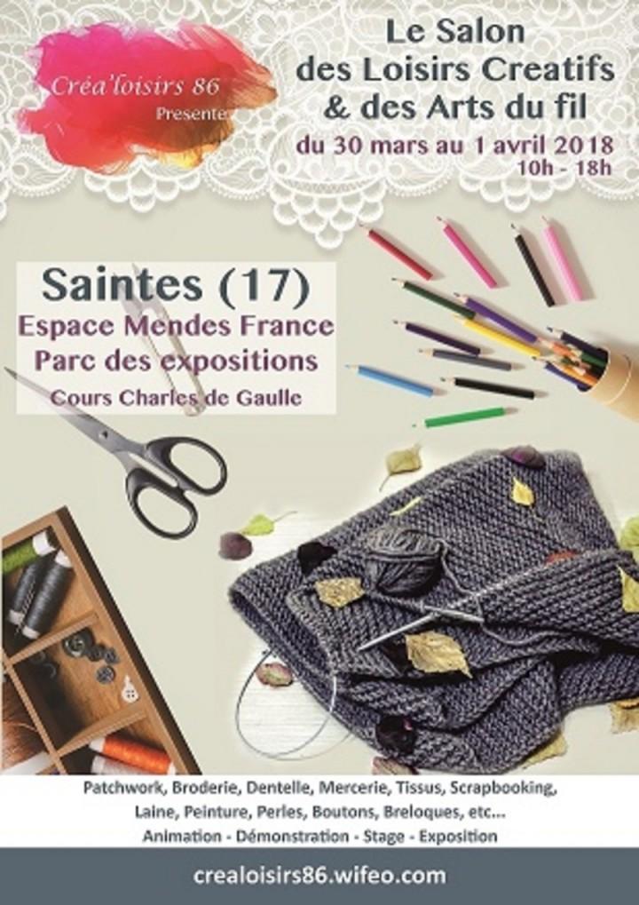 Agenda du vendredi 30 mars salon des loisirs creatifs et - Salon des arts creatifs ...